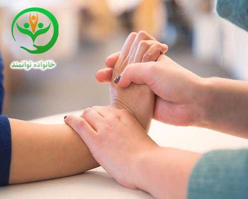 کاردرمانی انگشتان دست و مچ دست برای کودکان و بزرگسالان
